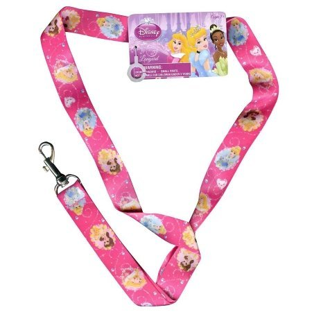Disney Princess Lanyard