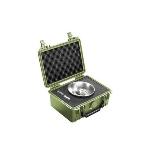 PELICAN ハードケース 1150 2.8L グリーン 1150-000-130