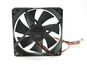 Yate Loon 120mm x 25mm Fan - Open Chassis (D12SM-12)