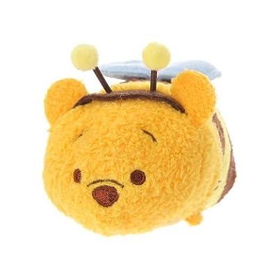 Tsum Tsum Plush Smartphone Cleaner Bee Pooh Small