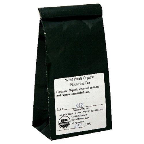 Buy Davidson's Tea Bulk, Wind Petals, 10-Piece, 8-Ounce Bag (Davidson's Tea, Health & Personal Care, Products, Food & Snacks, Beverages, Tea, White Teas)