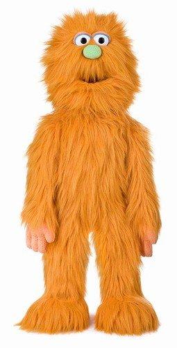 30-Orange-Monster-Puppet-Full-Body-Ventriloquist-Style-Puppet