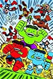 img - for Hulk-Sized Mini-Hulks #1 book / textbook / text book