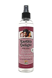 Earthly Delight Leave In Conditioner -- 8 fl oz