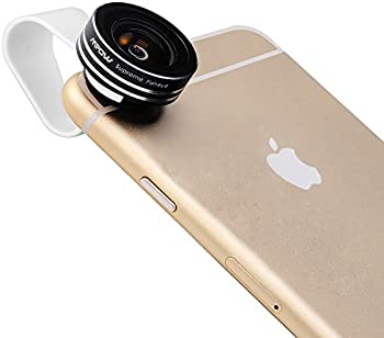 Mpow Clip-On Fisheye Lens