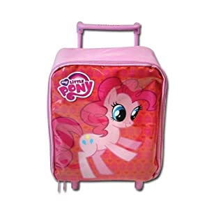 My Little Pony Licensed Mini Rolling Backpack Basket by TOONTOY