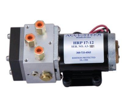 Hydraulic Pump 12V 1.6 Cisec