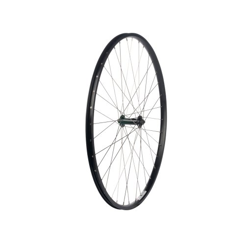Alex AP18 Front Road Wheel - 700C, (Black Rim)
