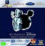 My Magical Disney Vault Collection - 8-Disc Box Set ( The Lion King / Beauty and the Beast / Bambi ) ( King of the Jungle / Beauty & the Beast / Walt Disney's Bambi ) [ Blu-Ray, Reg.A/B/C Import - Australia ]