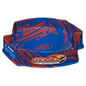 Amazon.com: Beyblade Dragon's Den Stadium: Toys & Games