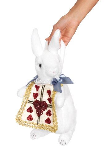 Alice in Wonderland - White Rabbit Purse Accessory