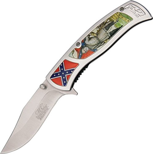 Master Usa Mc-A005Rl Mc Collection Fantasy Folding Knife, 4.5-Inch Closed