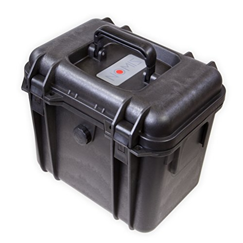 nomis-outdoor-cases-286-x-22-x-263cm-waterproof-and-dust-tight-black-tough-durable