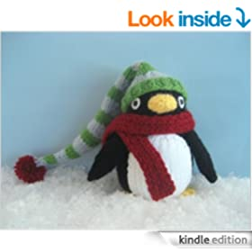 Knit Penguin Pattern