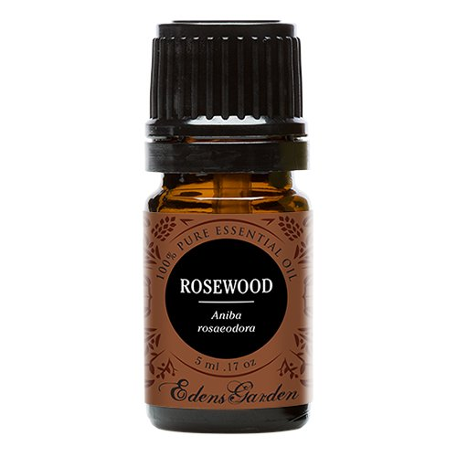 Rosewood 100% Pure Therapeutic Grade Essential Oil by Edens Garden- 5 ml