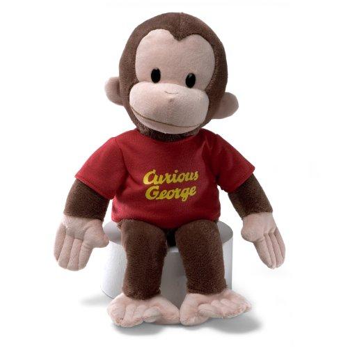 Gund Peluche Figura di Curious George (16)