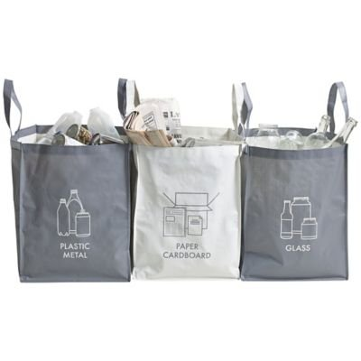 Lakeland 3Sacs De Recyclage