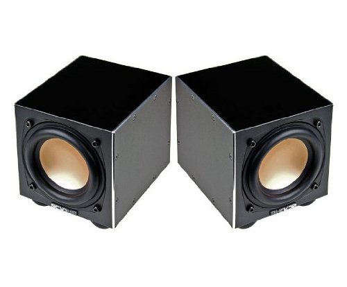 Scythe Kro Craft Mini Plus 2.0 Lautsprecher 20 Watt schwarz