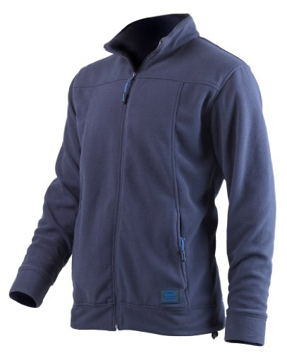 Haynes Work Wear Mens Heavyweight Full Zip Anti-Pill Micro Fleece Jacket(M)