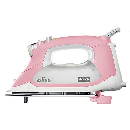 Oliso Auto-Lift Ultra Precision Smart Iron Pink TG1100P