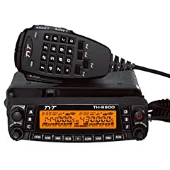 TYT Quad Band Transceiver 10M 6M 2M 70cm VHF UHF TH-9800 Two Way and Amateur Radio by TYT