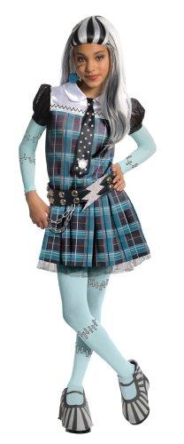 Monster High Deluxe Frankie Stein Costume - Medium
