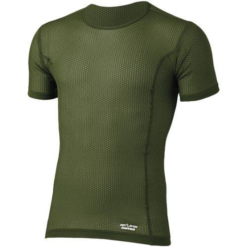ファイントラック(finetrack) スキンメッシュTシャツ OD FUM0412 メンズ