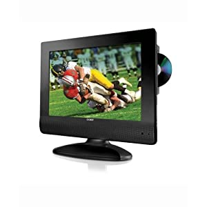 Coby TF-DVD1591 15-Inch LCD TV with Built-in DVD Player