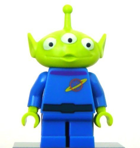 Lego Toy Story Mini Figure - Alien - 1
