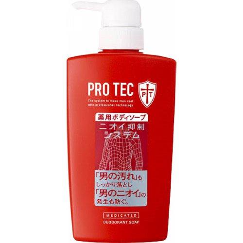 PRO TEC デオドラントソープポンプ