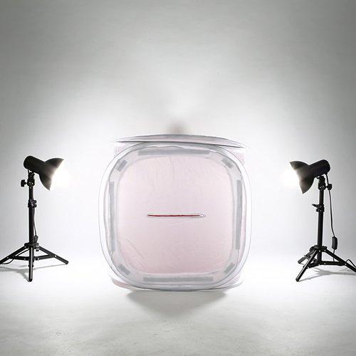 mvpower-kit-illuminazione-di-luce-continua-tenda-fotografico-505050cm-softbox-diffusore-flash-riflet