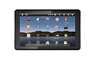 Sylvania SYNET7LP 7-Inch Mini Tablet (Black)