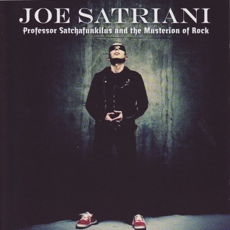 Joe Satriani - Professor Satchafunkilus And The Musterion Of Rock (inclus 1 DVD) - Zortam Music