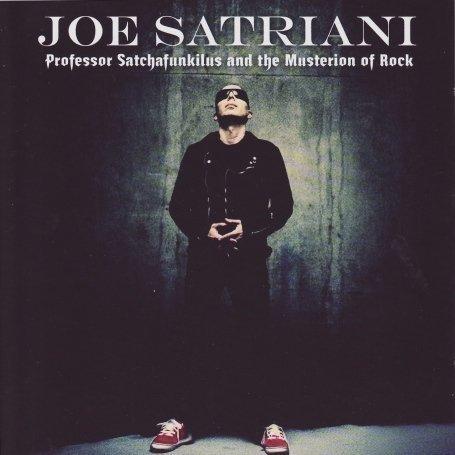 Joe Satriani - Professor Satchafunkilus - Zortam Music