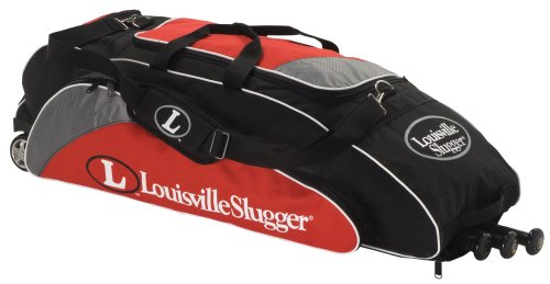 Louisville Slugger Genesis Wheeled Bag