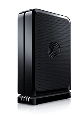 Seagate FreeAgent GoFlex Desk 3 TB USB 2.0 External Hard Drive STAC3000100 (Black) from Seagate