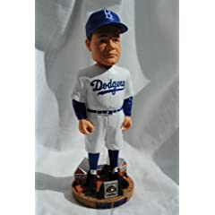 Babe Ruth rare Brooklyn Dodgers Cooperstown Collection Hall of Fame 10 resin Bobble... by Forever Collectibles