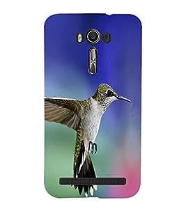 EPICCASE Woodpecker Mobile Back Case Cover For Asus Zenfone 2 Laser ZE500KL (Designer Case)