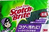 スコッチ・ブライト抗菌ウレタンスポンジたわし S-21K
