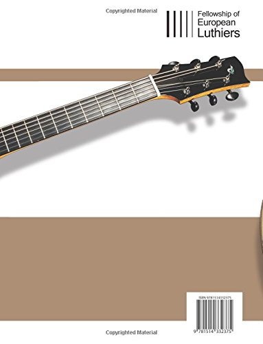 Sustain Magazine 8: Magazine for Luthiers