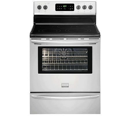 """Frigidaire Gallery 30"""" Freestanding Electric Range - Stainles"""