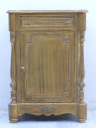Barroco cómoda, estilo envejecido armario pequeño armario rococó MoGoB0630