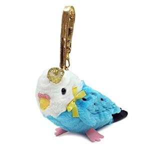Bestever ベストエバー Crown Pouch Parakeet Blue