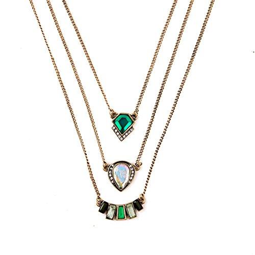 lares-domi-vintage-gold-tone-cristallo-incrusted-simulato-smeraldo-e-bianco-opale-classic-three-laye