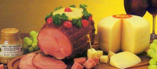Ham 'n Baby Swiss Cheese Gift Package