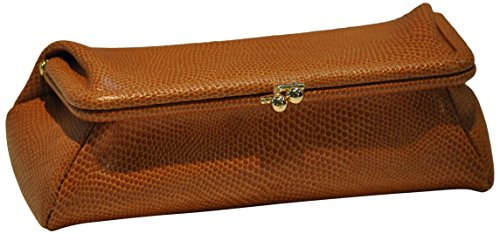 budd-leather-framed-lizard-calf-cosmetic-case-tan