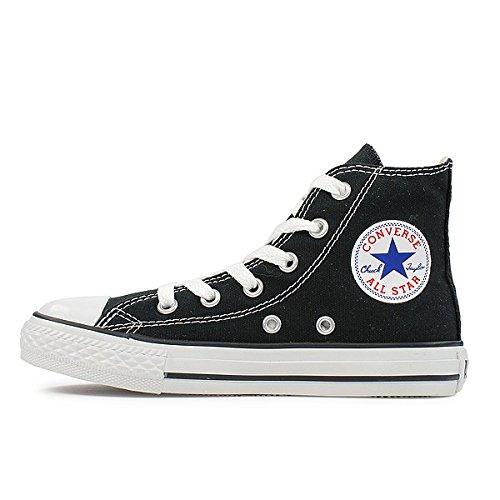 Converse-Youths-Chuck-Taylor-All-Star-Hi-Zapatillas-de-tela-Unisex-Infantil