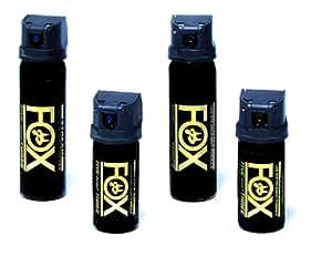 Fox Labs Defense Spray- Flip Top Cone Fog (4 Oz)