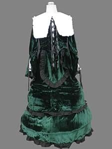"CTMWEB Rozen Maiden Suiseiseki ""Jade Stern"" Outfit 1st Version Set X-Large"