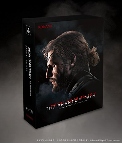 METAL GEAR SOLID V: THE PHANTOM PAIN SPECI...[PS3]